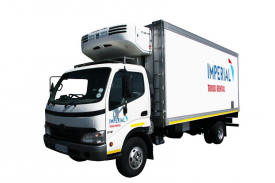 4 TON & 2 TON FRIDGE VANS